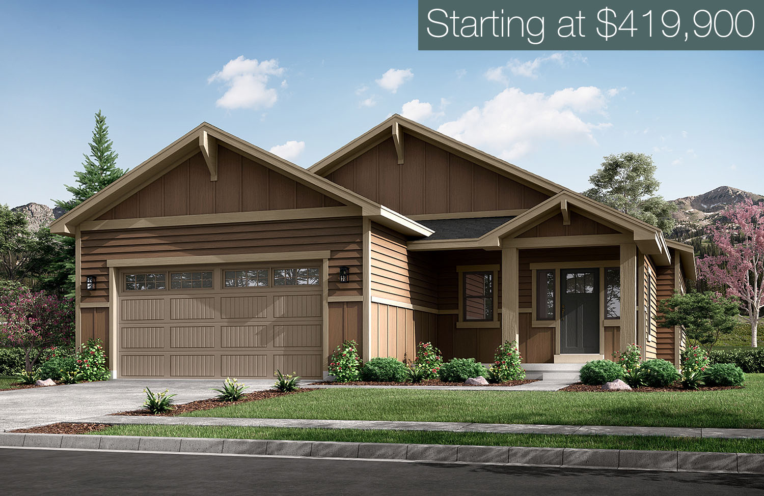 victor idaho home builder