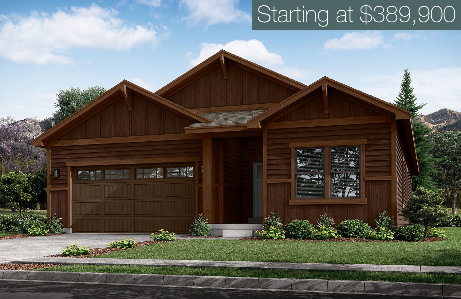new homes driggs idaho