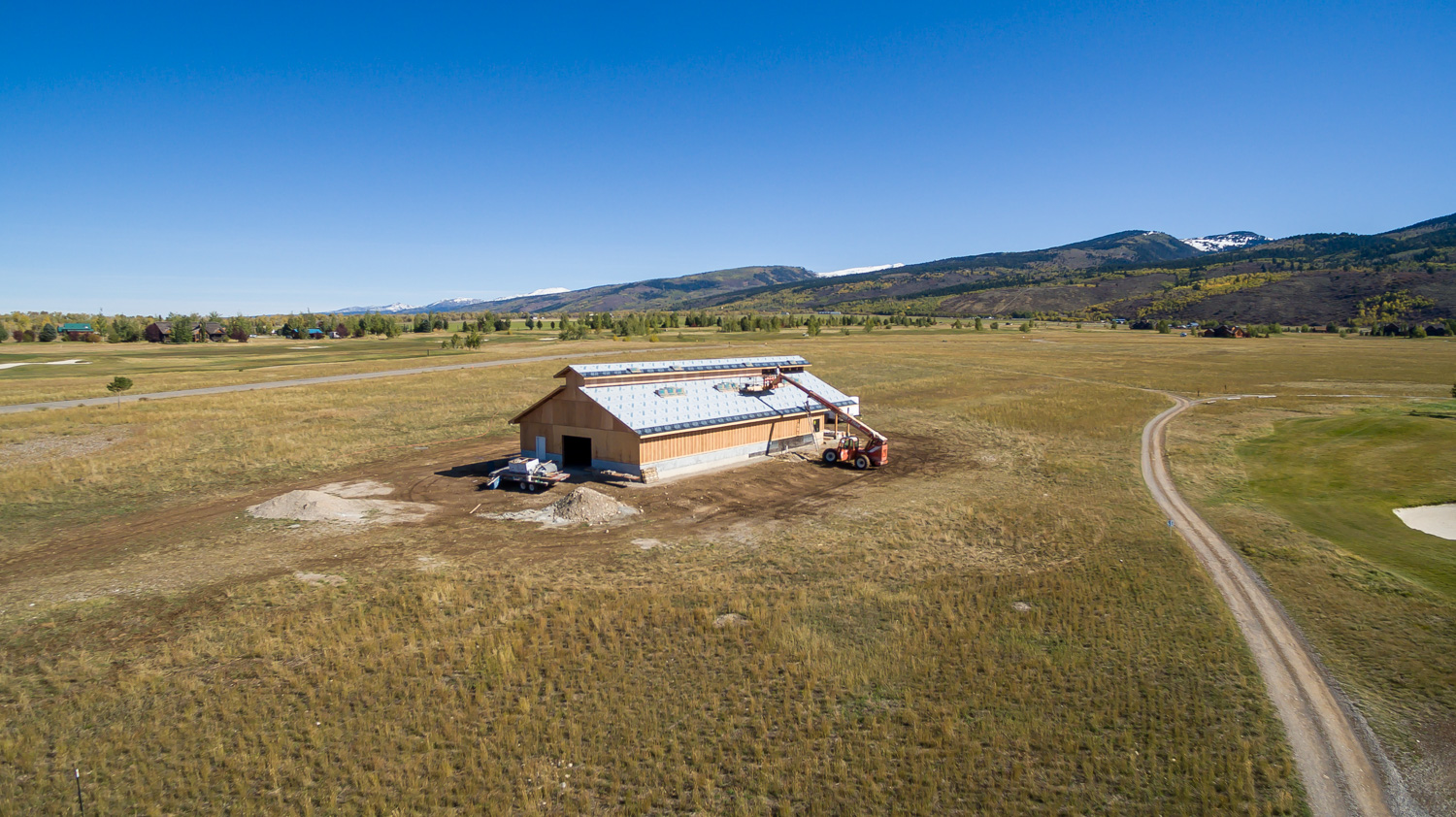 new homes in teton valley
